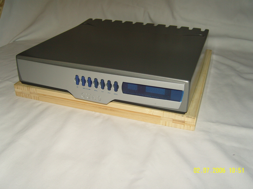Quad 99 Preamplifier (Silver) Perfect Working Order