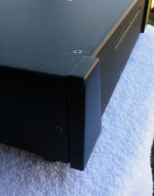 Wyred 4 Sound ST-500 amp, black, see pics