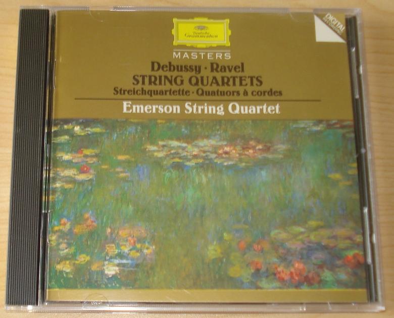Emerson String Quartet - Debussy Ravel DG
