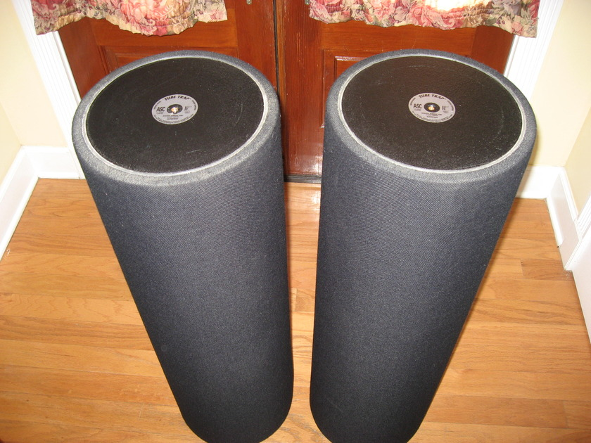 ASC Tube Traps (pair) 11 inch