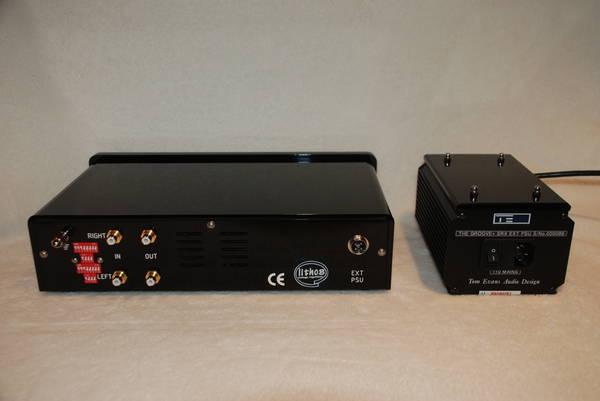 Tom Evans Groove+ SRX / Pulse power supply (lithos 7)