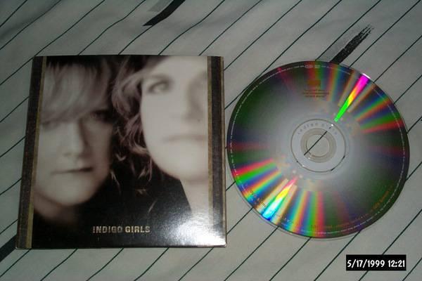 Indigo girls - Promo 3 Track EP nm