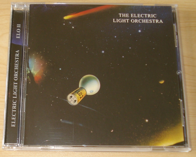 The Electric Light Orchestra ELP - ELO II Remaster CD