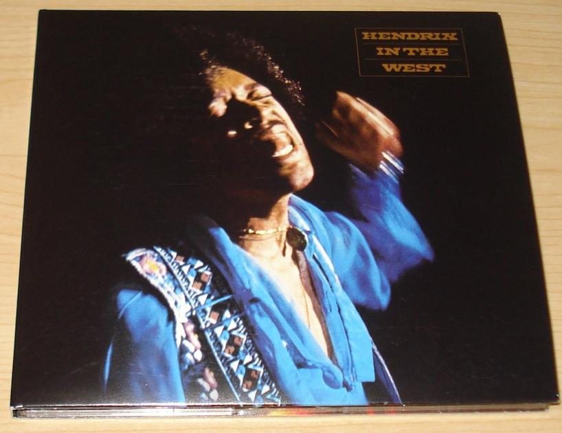 Jimi Hendrix  - Hendrix in the West Remaster Extra Tracks CD Import