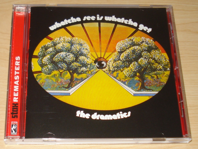 The Dramatics - Whatcha See is Whatcha Get 2011 Remaster Extra Tracks