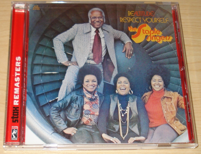 The Staple Singers - Be Altitude Respect Yourself 2011 Remaster Extra Tracks