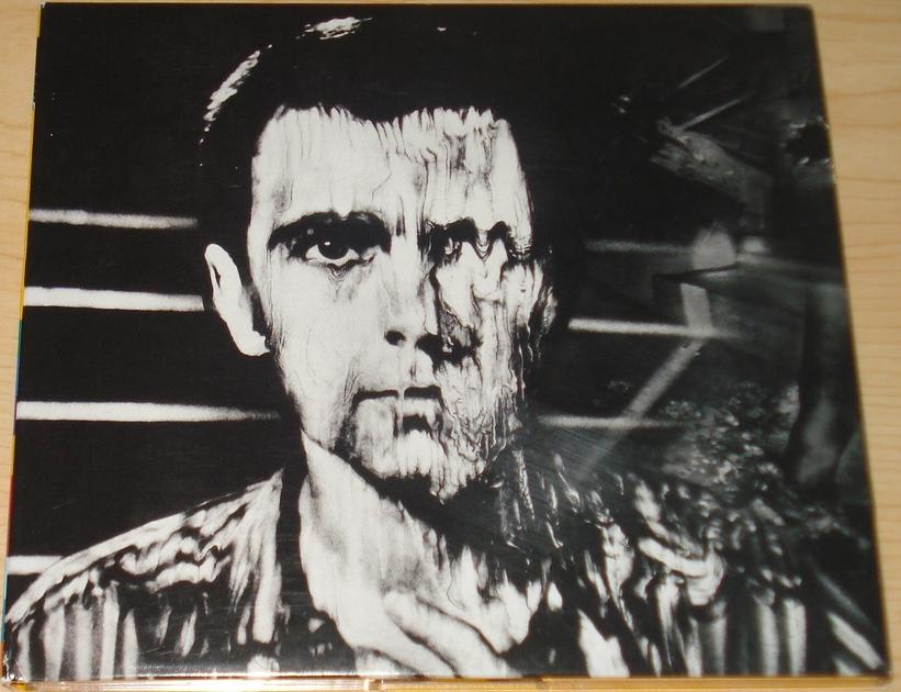 Peter Gabriel - Peter Gabriel III Melting Face Digipack Remaster CD