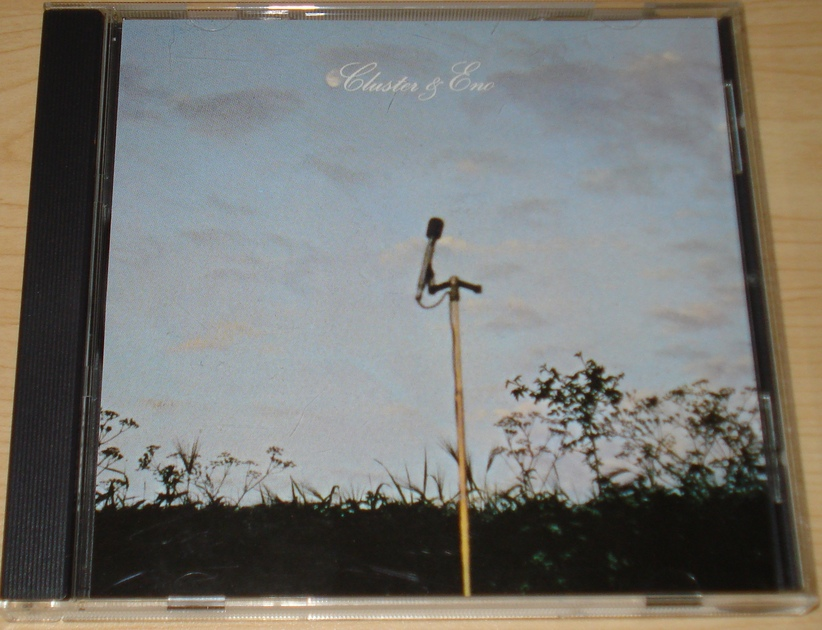 Brian Eno - Cluster and Eno CD