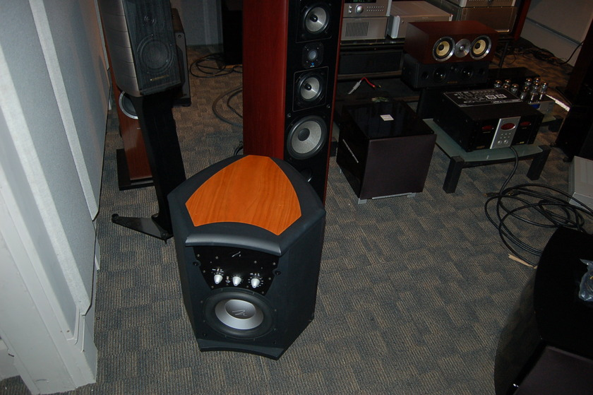 Martin Logan  Descent  Descent Powered Subwoofer!!wow!!