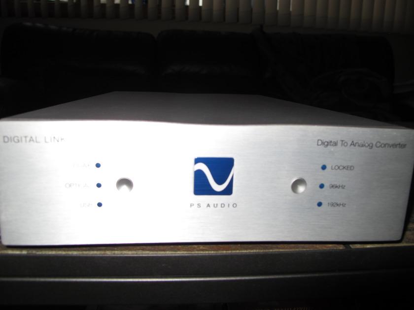 PS Audio DL3 DAC Cullen mod 3 DLlll DAC