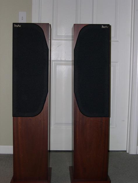 ProAc Response 2.5 floorstanding reference speakers