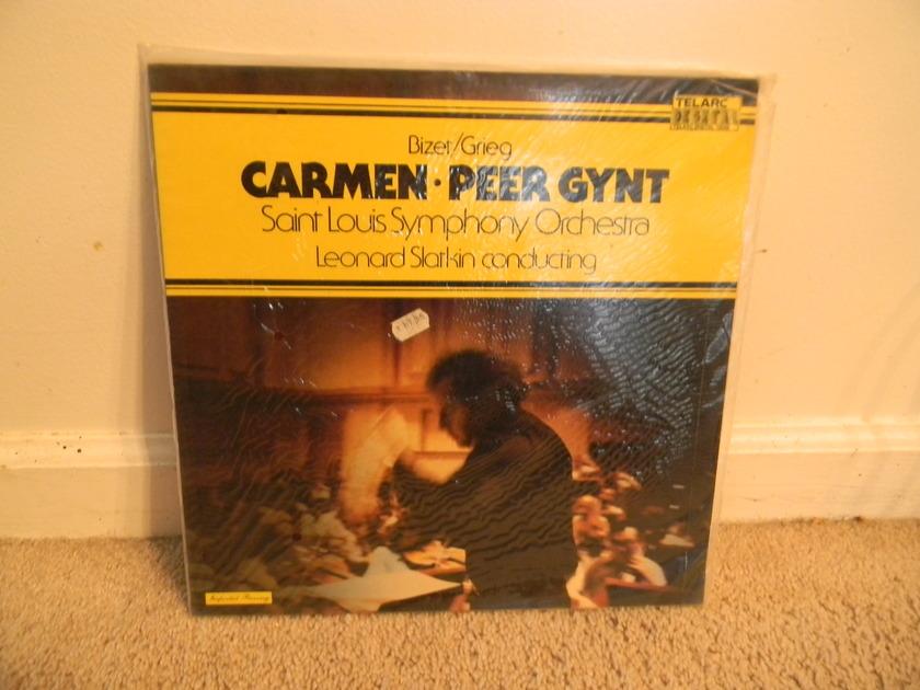 Saint Louis Symphony Orchestra -  - Carmen - Peer Gynt -  Telarc Digital