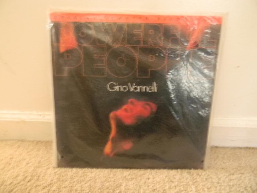 Gino Vannelli -  - Powerful People -  MFSL