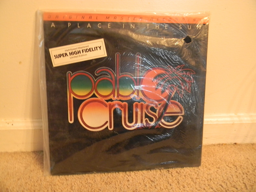 Pablo Cruise -  - A Place In The Sun -  MFSL