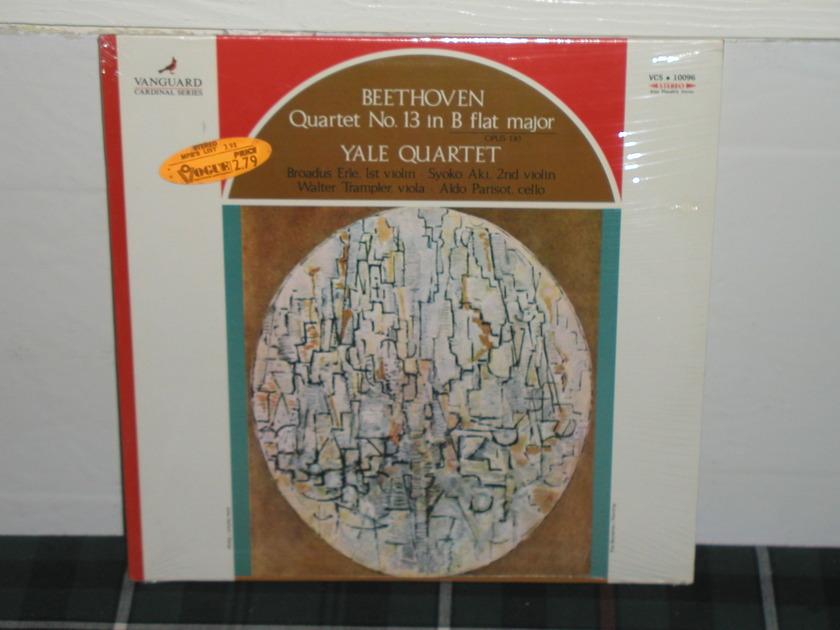 Yale Quartet - Beethoven Qt 13 Still Sealed