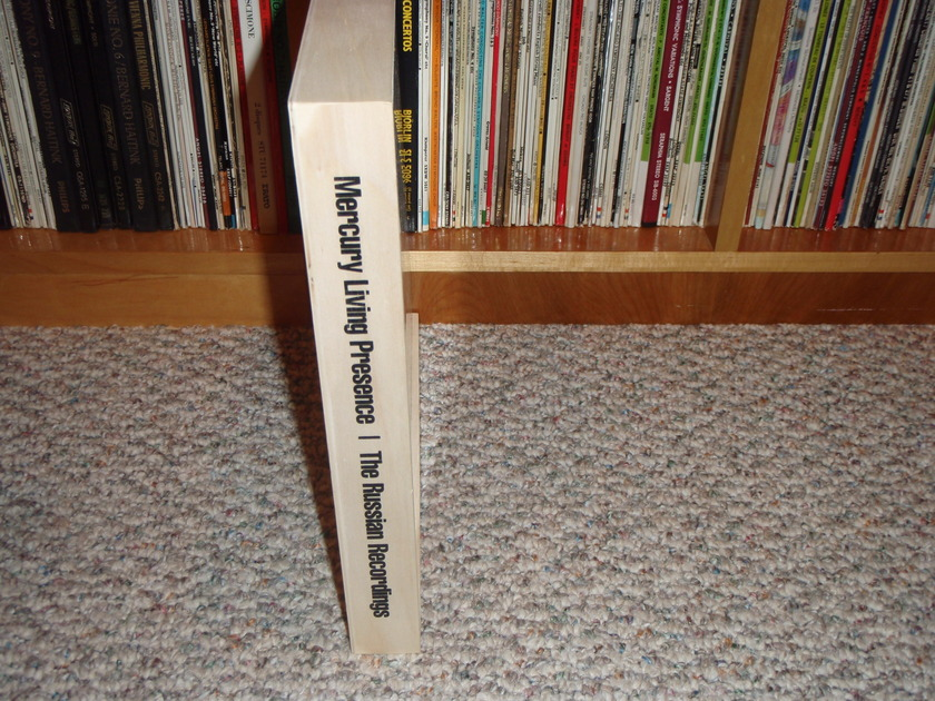 Mercury - Speakers Corner -  - Russia Box - Out Of Print 5 LPs never played