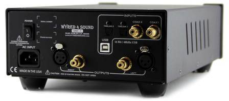 Wyred 4 Sound DAC-1 Superb Asynchronous DAC