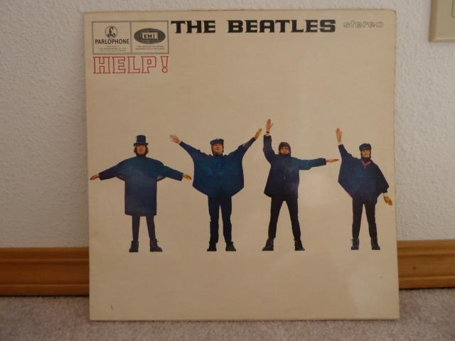 Beatles - Help! UK Pressing