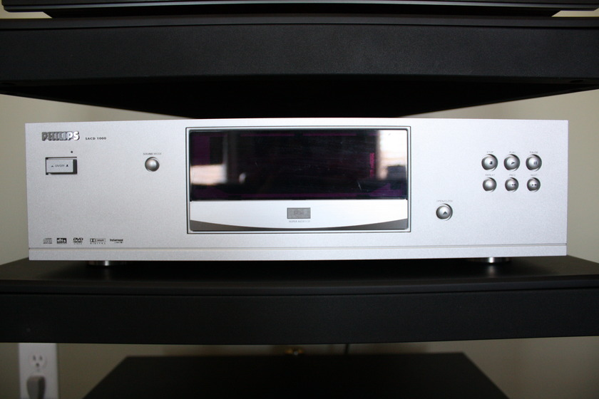 Philips  SACD-1000 Super Audio DVD player