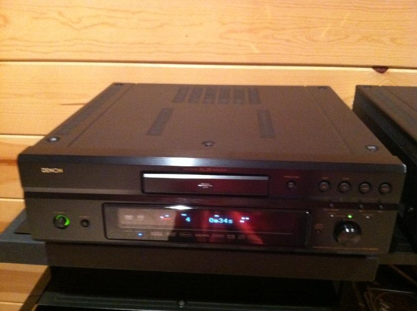 Denon dvd-3930ci upgrade co. sig. ed.cd player