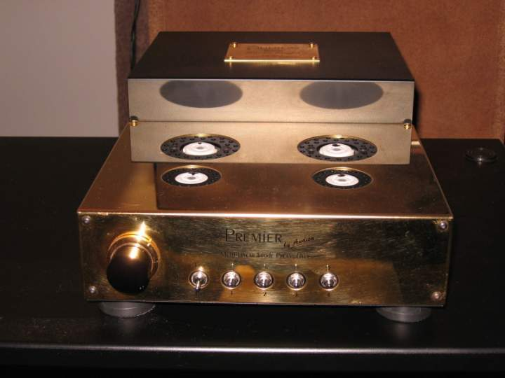 Audion  Premier w/ Silver Knight Phono Stage
