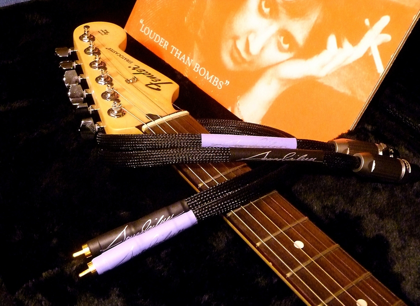 SOUNDSILVER SYMMETRY- 24K Gold & Silver-Multi-Core-RCA or XLR or XLR/RCA - BEAUTIFUL MUSIC FOR A SONG