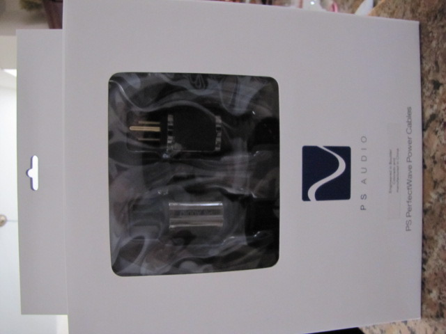 PS Audio Perfect Wave AC10 - 1.5M