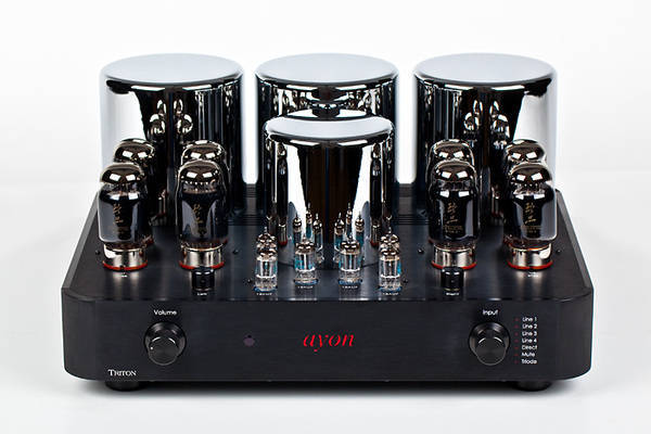 Ayon Triton II tubed power and finesse!