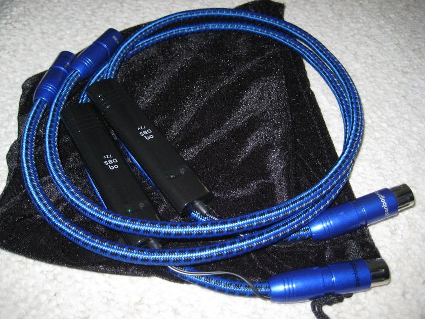 Audioquest Sky XLR 1 meter
