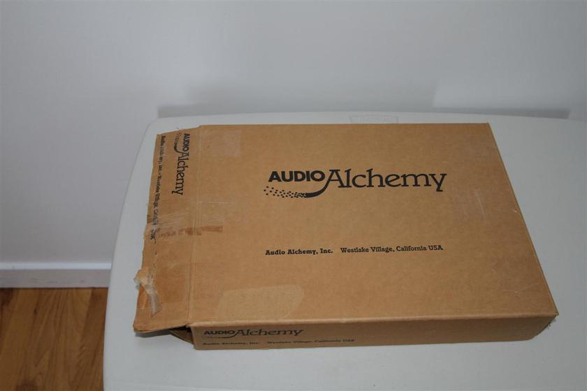 Audio Alchemy - DDE v1.2 Manual & box