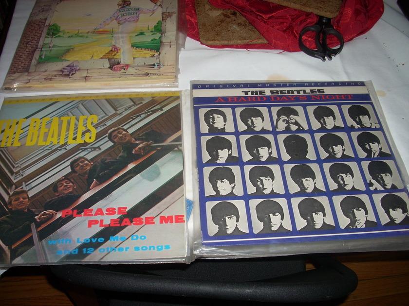 Beatles mfsl - A hard day's night mfsl