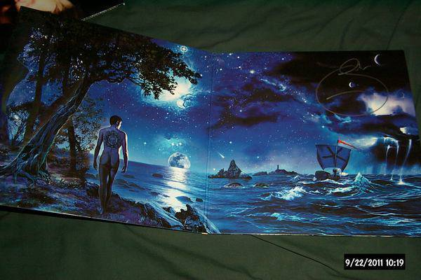 Fish - 13th Star 2 LP autographed edition