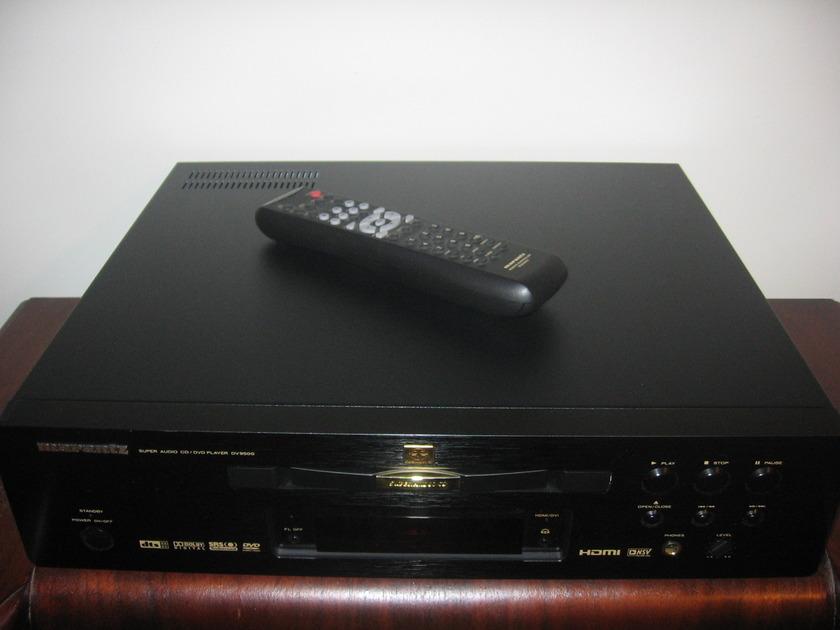 Marantz DV9500  DVD-CD-SACD-DVD-Audio