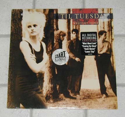 'Till Tuesday - Wecome Home (Sealed)