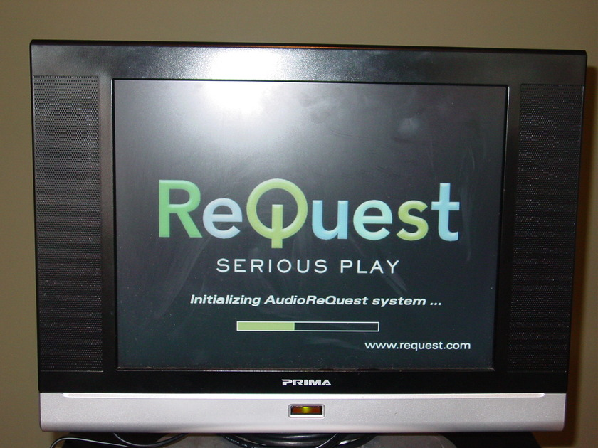 AudioReQuest N. Series Music Server