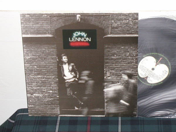 John Lennon - Rock n Roll UK import apple pcs 7169