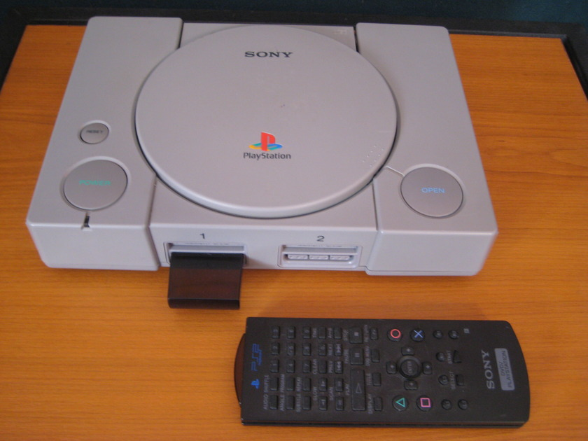 Sony Playstaion PS1 SCPH-1001 Modified