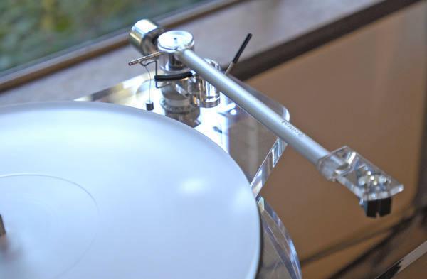 Roksan radius 5 with nima unipivot arm and denon 103r