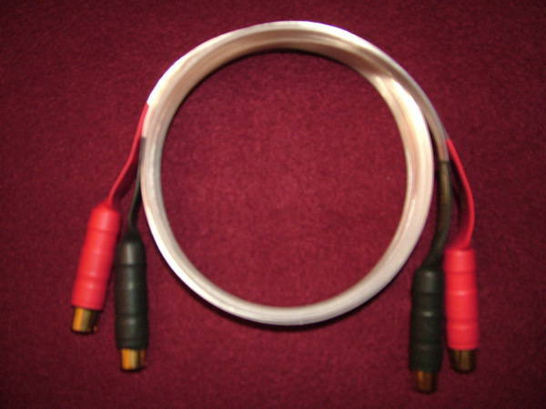 Nordost Red Dawn 1 meter  1 pair  RCA ends