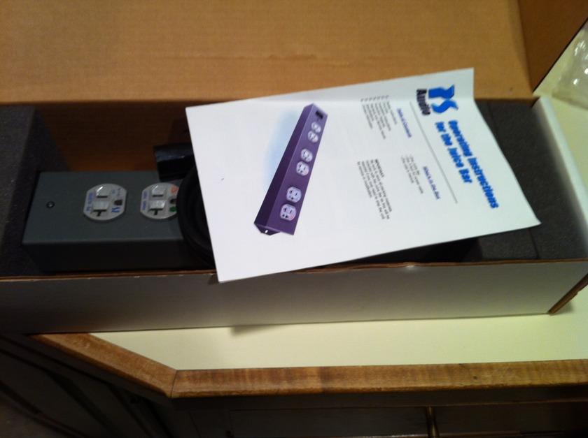 PS Audio Juice Bar the orginal power center
