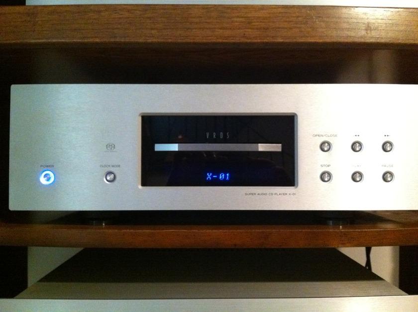 Esoteric X-01 CD/Super Audio player