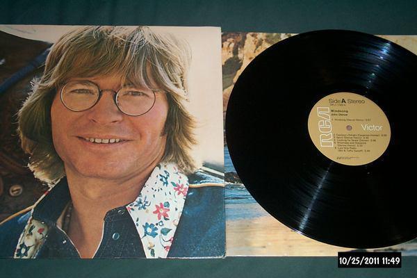 John denver - Windsong lp nm