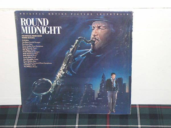 Herbie Hancock/Chet Baker - Round Midnight (Pics) Motion picture soundtrack
