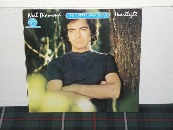 Neil Diamond - Heartlight (Pics) Half Speed Mastered