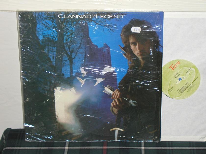 Clannad - Legend (Pics) Ireland Import on TARA