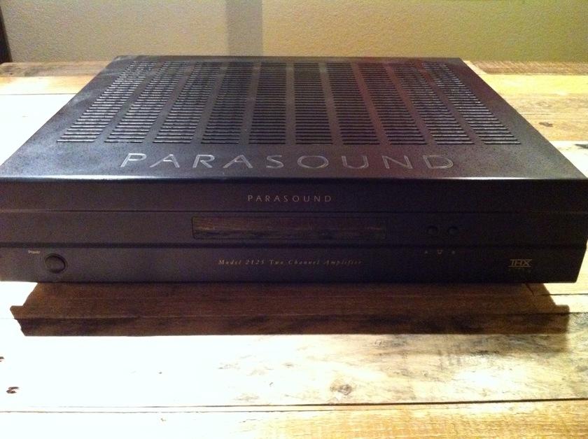 Parasound 2125 THX Ultra2 Amplifier