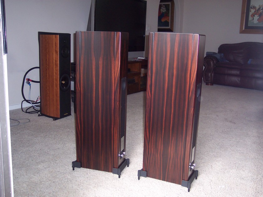 Vienna Acoustics  Beethoven Baby Grand  Speaker-Very Musical!!