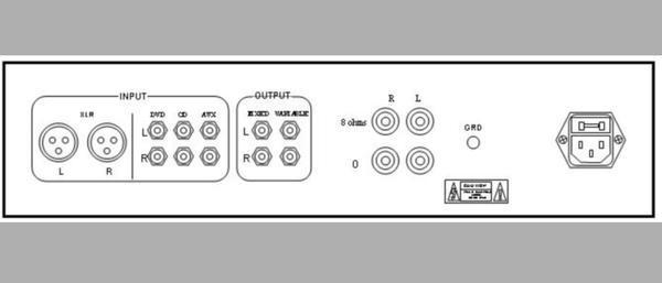 Jolida JD-1501BRc 100wpc Hybrid Int amp-Perfect