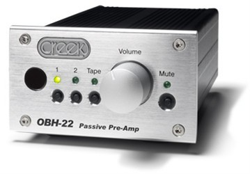 Creek OBH-22 Remote Passive Preamp XLNT sound and versatility