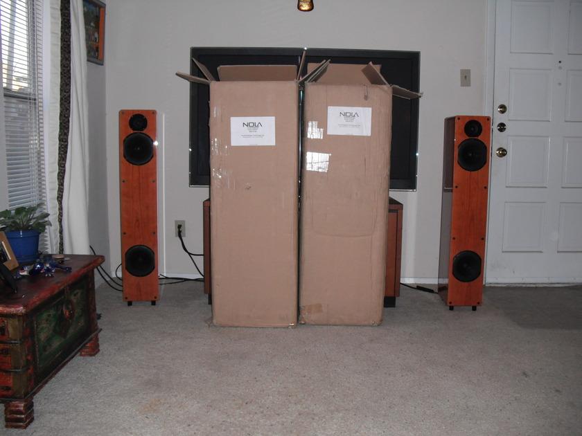 Nola  Contender  Speaker- Amazing Sound & Great Price!